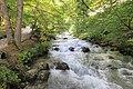 2014 Nowy Aton, Historyczny szlak w kanionie rzeki Psyrccha (06).jpg