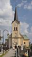 2014 Ostrawa, Třebovice, Kościół Wniebowzięcia NMP 02.jpg