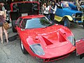 2014 Rolling Sculpture Car Show 65 (1966 Ford GT40 Mk I replica).jpg