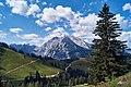 20150823 Königsbachalm mit Watzmann, Nationalpark Berchtesgaden (DSC01914).jpg