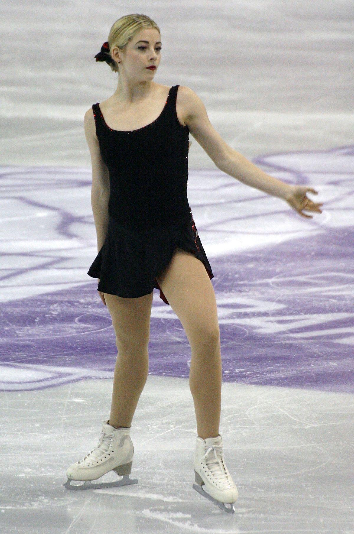 Gracie Gold - Wikipedia