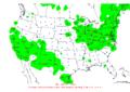 2016-04-09 24-hr Precipitation Map NOAA.png