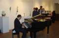 2016-06-26 1614 Glass art by Jude Schlotshauser and music at art6.png
