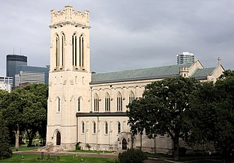 St. Mark's Episcopal Cathedral (Minneapolis) - St. Mark's Cathedral in Minneapolis