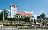 2016 Kościół św. Bartłomieja w Wigańcicach 1.jpg