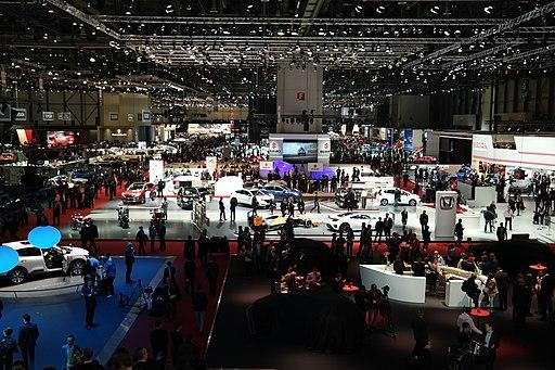 2017-03-07 Geneva Motor Show 0832