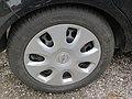 2017-09-28 (186) Michelin Energy Saver 185-60 R 15 84 T tire at Krems an der Donau at Hafen.jpg