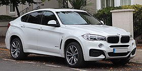 Image illustrative de l'article BMW X6
