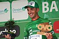 2018 Tour of Britain stage 2 - race leader Alessandro Tonelli.JPG