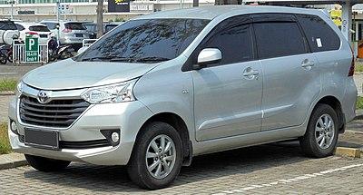 Toyota Avanza - Wikiwand
