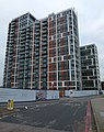 2018 Woolwich Royal Arsenal, Waterfront construction site 14.jpg