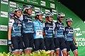 2019 Women's Tour - Team Trek-Segafredo.JPG