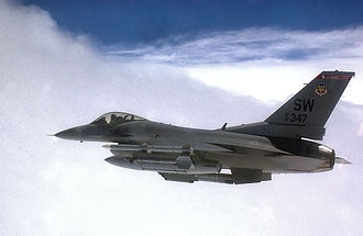20th Operations Group - F-16CJ Block 50C (91-0347) from the 77th Fighter Squadron