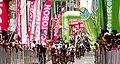 2 Etapa-Vuelta a Colombia 2018-Ciclistas Peloton 11.jpg