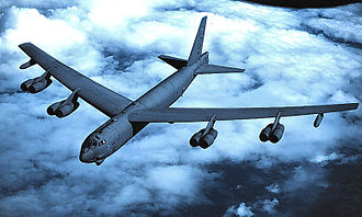 2d Operations Group - B-52H Stratofortress of the 20th Bomb Squadron