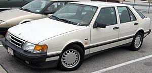 Saab 9000— два поколения