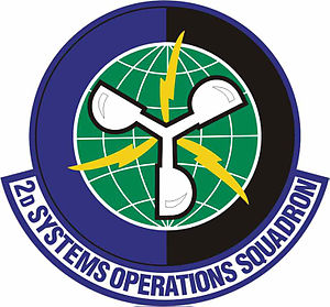 2d Systems Operations Squadron - Image: 2nd Systems Operations Squadron
