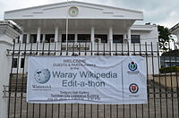 2nd Waray Wikipedia Edit-a-thon 02.JPG