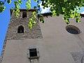 302 Església del Carme (Camprodon), campanar, façana oest.JPG