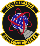 377th Comptroller Squadron.png