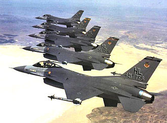 388th Fighter Wing - F-16 Fighting Falcons of the 388th Fighter Wing