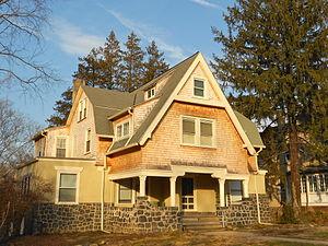 South Wayne Historic District (Wayne, Pennsylvania) - House in the South Wayne Historic District
