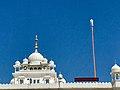 4 Sri Kesgarh Takhat Anandpur Sahib Gurudwara Punjab India Khalsa birthplace.jpg