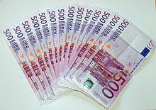 500EUR In $