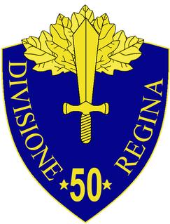 50th Infantry Division Regina