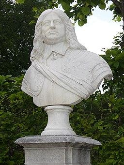 5352.Kurfürst Friedrich Wilhelm von Brandenburg-Oranienrondell-Östlicher Lustgarten-Sanssouci Heilfort