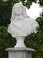 5352.Kurfürst Friedrich Wilhelm von Brandenburg-Oranienrondell-Östlicher Lustgarten-Sanssouci Heilfort.JPG