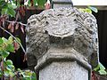 555 Creu de Can Canet, c. Creu - Migdia (Girona), capitell.jpg