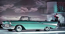 Chevrolet Bel Air del 1957