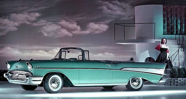 Chevrolet Bel Air On Wikinow News Videos Facts