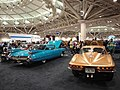 59 Cadillac & 63 Chevrolet Corvette Stingray (8583675727).jpg