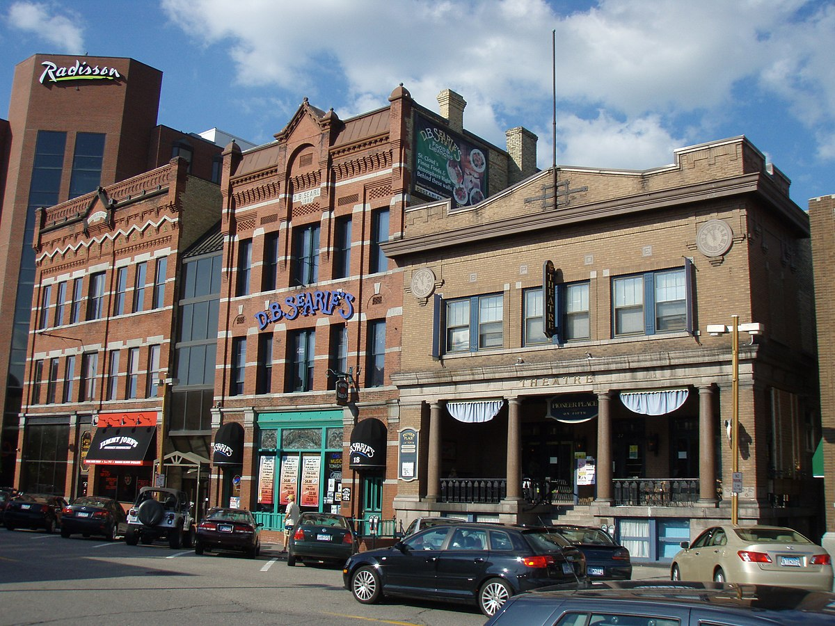 Best Small Towns To Live In St Cloud Minnesota Wikipedia