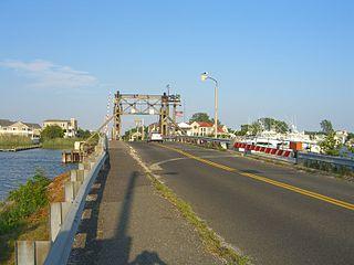 Glimmer Glass Bridge bridge in United States of America