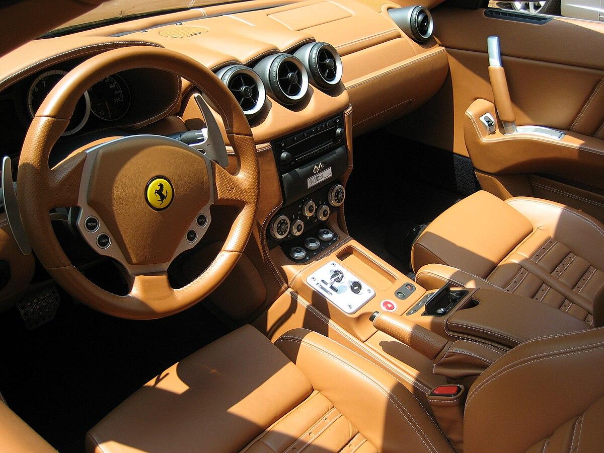 Ferrari 612 Scaglietti - Wikipedia