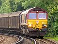 66096 Dollands Moor to Daventry 6M45 eau minerale (27531779843).jpg