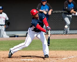 Alberto González (baseball) - Image: 6TH 8837 Alberto González