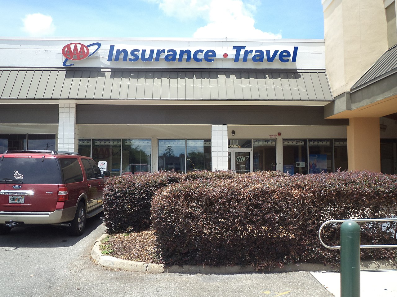 file aaa insurance travel center killearn shopping center