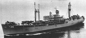 USS Bryce Canyon