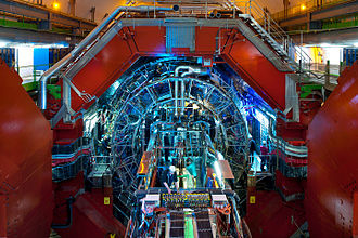 ALICE experiment - Overall view of the ALICE detector