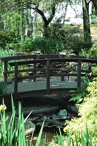 Association for Research and Enlightenment - Image: ARE meditation garden