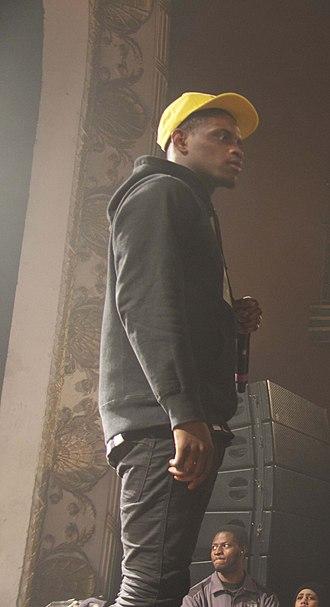 ASAP Nast - A$AP Nast performing in December 2013