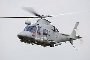 AgustaWestland AW109  WOW