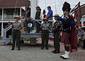 A 9-11 commemoration is held at Fort McHenry in Baltimore Sept 140911-M-EA576-102.jpg