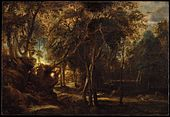 A Forest at Dawn with a Deer Hunt MET DT4532.jpg