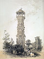 A Jaina tower at Chittor.jpg