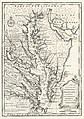 A new and accurate map of Virginia & Maryland - laid down from surveys and regulated astronl. observatns. LOC 96684621.jpg